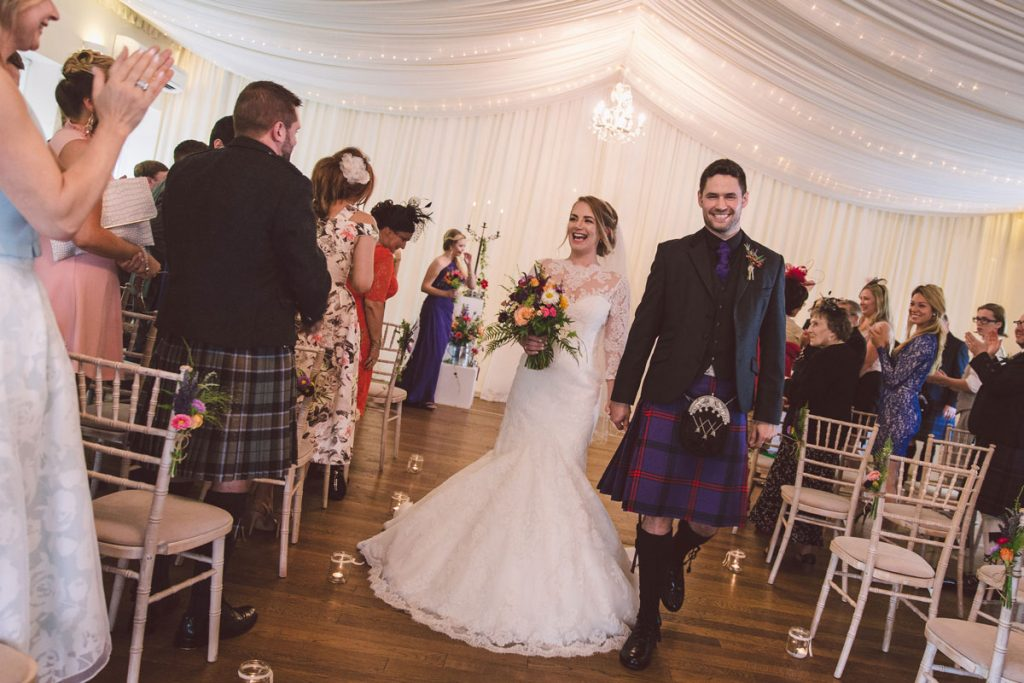 Best Exclusive use Wedding Venue Scotland