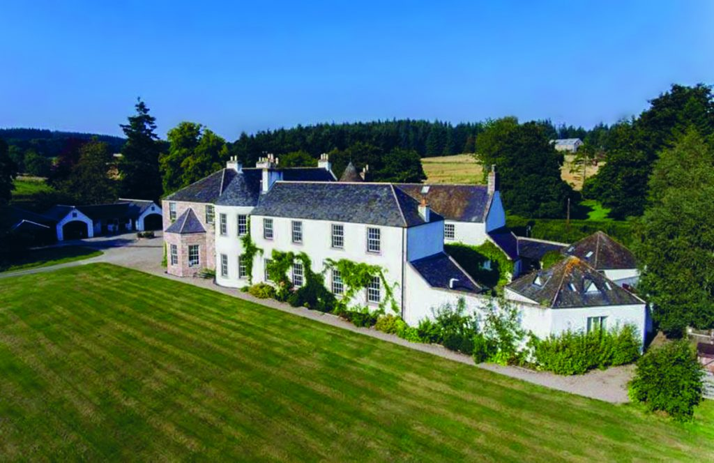 Logie House best exclusive use wedding venue